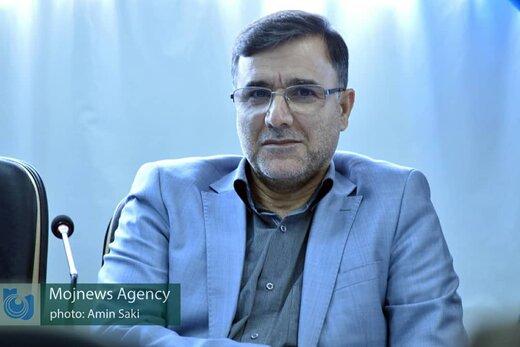 بیژن مقدم بیرانوند مدیر امور شعب بانک ملی منطقه ۲کشور شد
