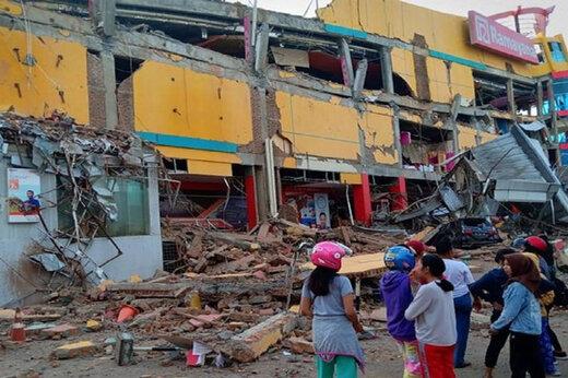 ببینید | تصاویری وحشتناک از زلزله 6 ریشتری در اندونزی