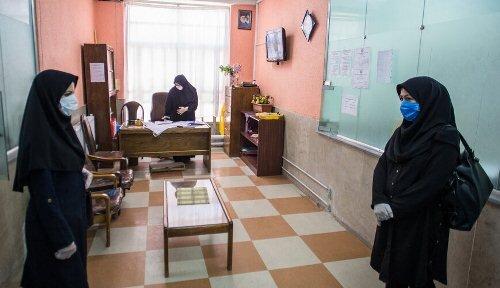 حضور یک سوم کادر اجرایی در مدارس قزوین