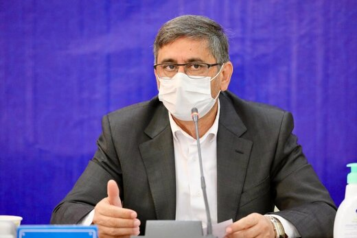 استاندار همدان: سرعت انتشار کرونا بالا رفته است