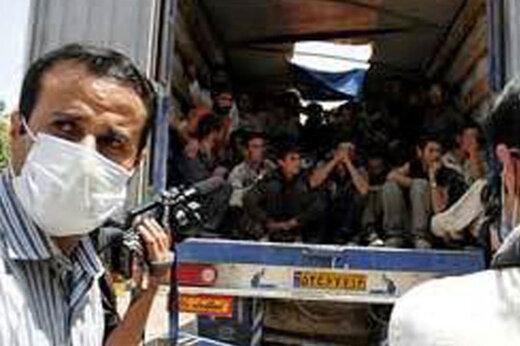 ببینید   قیمت قاچاق انسان در ایران