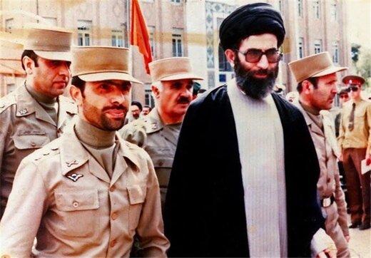 پوستر سایت رهبر انقلاب در سالروز شهادت صیاد شیرازی + عکس