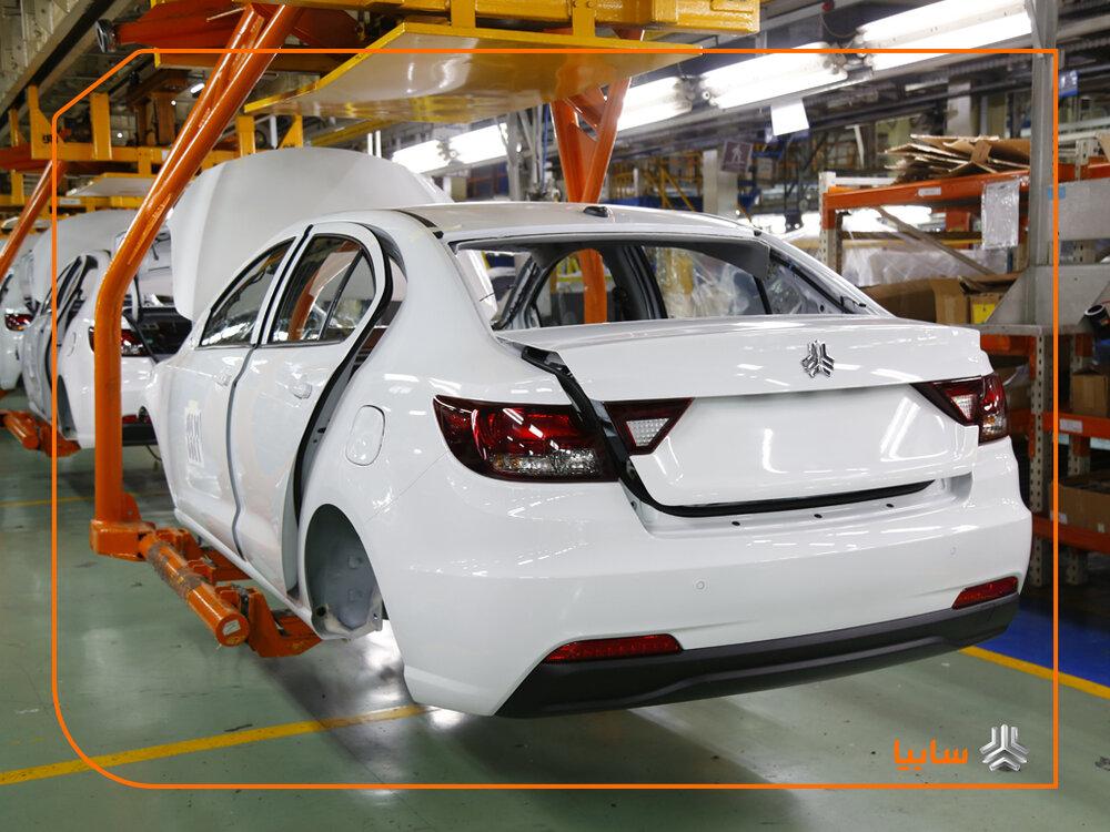 اقدام سایپا برای تولید خودروهای باکیفیت قابل تحسین است