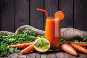 اینفوگرافیک | خواص شگفتانگیز آب هویج برای سلامت بدن