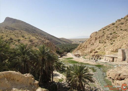 معروفترین چشمههای آبگرم ایران