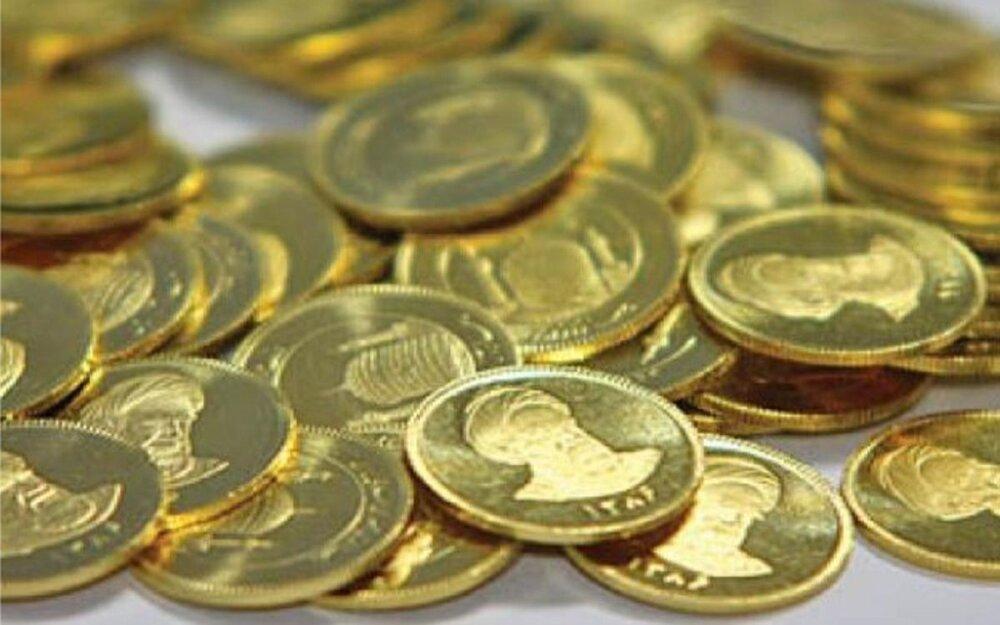 اتفاق کم سابقه در بازار سکه/ حباب سکه به ۱۰۰ هزار تومان رسید