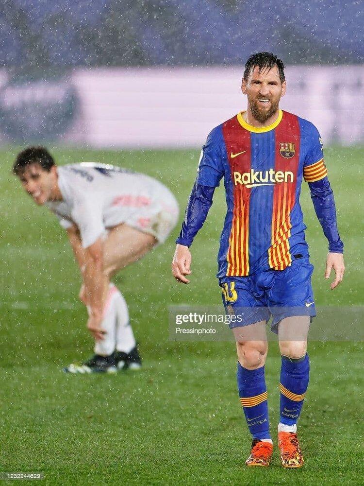 شبی که مسی لرزید!/عکس