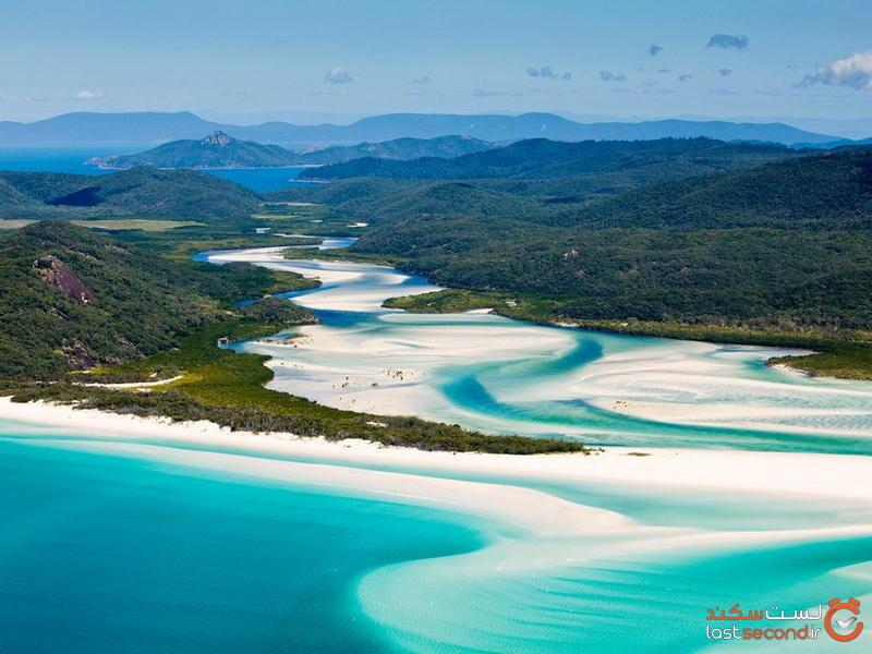 معرفی خاصترین جزایر جهان به نقل از جهانگردان خارجی