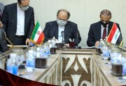 Iran signs five-year economic cooperation document with Iraq