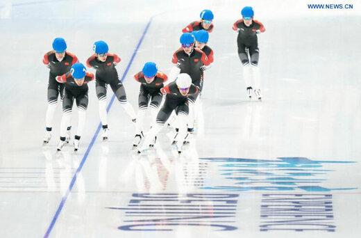 شمارش معکوس المپیک زمستانی پکن/تبدیل رؤیا به واقعیت با کار گروهی چینیها