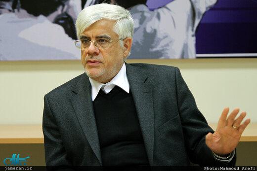 محمدرضا عارف از عرصه انتخابات ۱۴۰۰ حذف شد؟