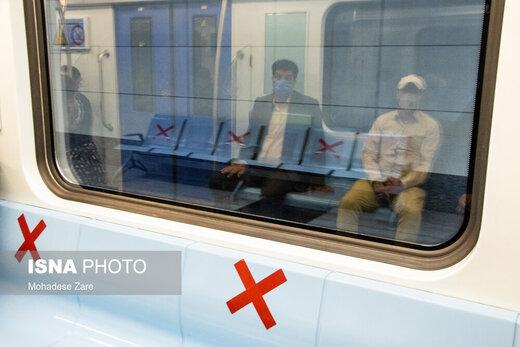 حمل و نقل عمومی مشهد در وضعیت قرمز