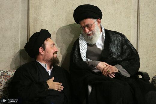 تصمیم قطعی سیدحسن خمینی برای عدم کاندیداتوری در انتخابات ۱۴۰۰ بعد از مشورت با رهبر انقلاب