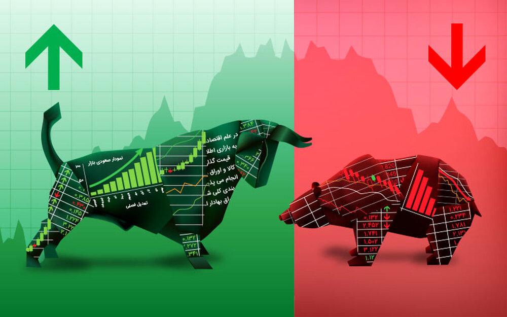 افزایش نسبی عرضه نمادهای بزرگ در بازار سهام
