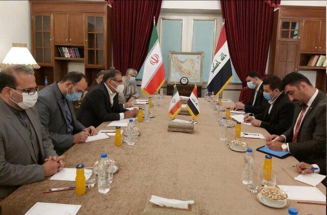 در دیدار شمخانی با مشاور امنیت ملی عراق چه گذشت؟