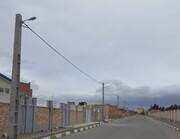 عملیات اصلاح و بهینه سازی ۱۹ هزار متر شبکه توزیع برق در شهرستان مهدیشهر