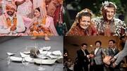 عجیبترین آداب و رسوم ازدواج در جهان/ داماد در شب عروسی فلک میشود!
