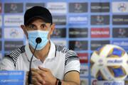 تصاویر | نشست خبری سرمربیان تیم فوتبال پرسپولیس و الوحده امارات