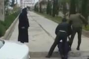 جزییات برخورد مامور پلیس با جانباز قطع نخاع بابلسری