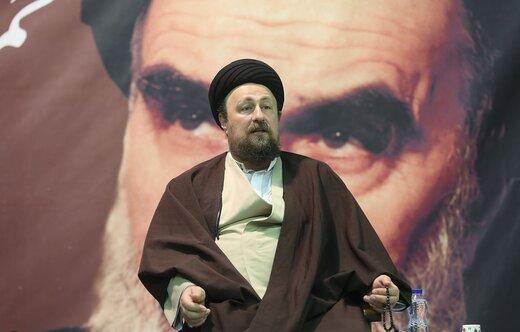 جمله مهم رهبر انقلاب به سیدحسن خمینی درباره کاندیداتوری فرزندانشان /جزئیات جدید از دیدار نوه امام با رهبری