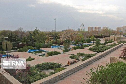 اعمال محدودیتهای کرونایی در تبریز