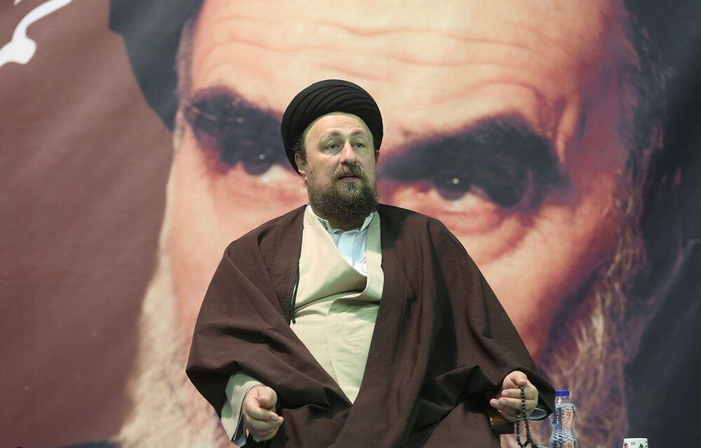 یک نامه خطاب به سیدحسن خمینی
