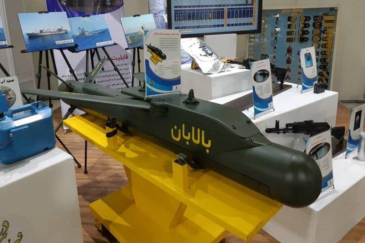 این موشک ایرانی دشمن را غافلگیر کرده است /قدرتنمایی پهپاد عقاب در آسمان دفاعی ایران