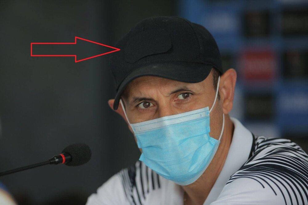 بلایی که AFC سر کلاه گل محمدی آورد/عکس