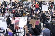 ببینید | تظاهرات دوچرخهسواران در آمریکا در اعتراض به قتل یک شهروند
