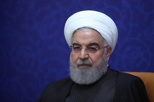 ببینید | واکنش رئیس جمهور روحانی به نحوه برگزاری انتخابات