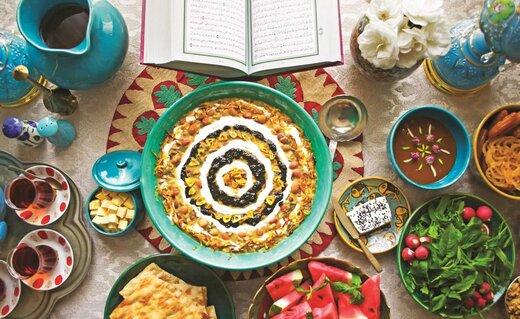 بهترین غذا برای افطار