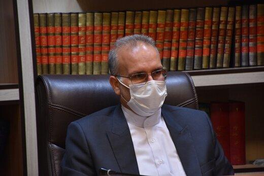 نشست ستاد استانی اقتصاد مقاومتی قوه قضاییه در دادگستری استان کهگیلویه و بویراحمد