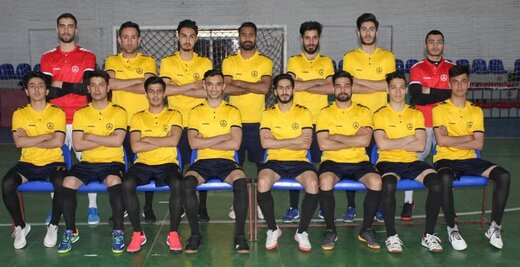 صعود مقتدرانه پیمان شاهرود به مرحله نهایی لیگ دسته دوم فوتسال