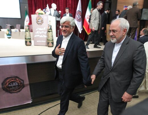 عارف در تدارک برپایی ستاد انتخاباتی /نامزدی ظریف منتفی است