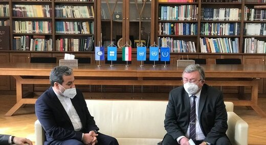 Iran's deputy foreign minister, Russian envoy confer on bilateral ties in Vienna