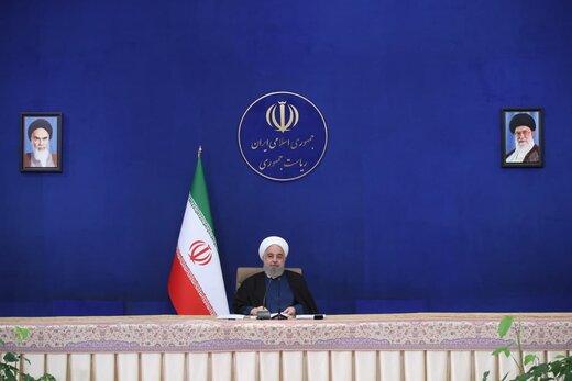 روحانی: نگرانند مذاکرات به نتیجه برسد و در انتخابات به مشکل بخورند