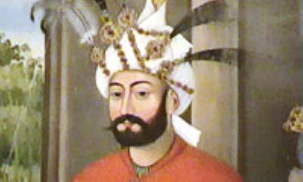 کشف سنگ مزار وزیر شاه تهماسب در همدان