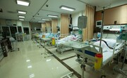رئیس بیمارستان امام خمینی: میزان فعلی ورودی بیماران کرونایی نسبت به یک سال و نیم گذشته بیسابقه است