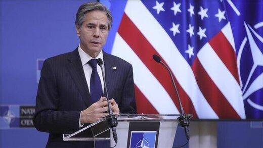 موضعگیری بلینکن نسبت به غنیسازی 60درصدی ایران