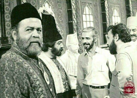 توصیه محمدعلی کشاورز به علی حاتمی درباره «تختی»