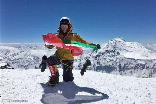 ویدئو | داستان دختر ایرانی که بالای قله هیمالیا به کوهنوردان قرمهسبزی و قیمه داد