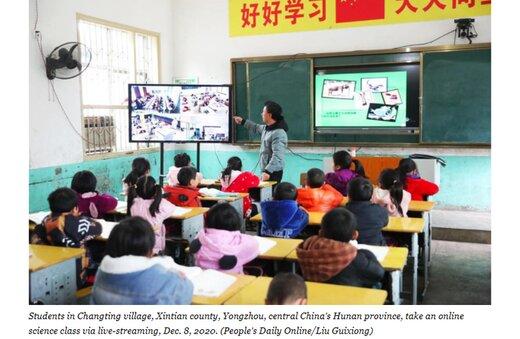 اولویت دولت چین در راستای فقرزدایی در کشور