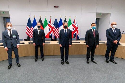 مذاکرات آمریکا و متحدان اروپایی درباره برجام