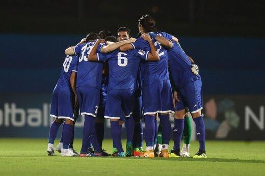 ببینید | آتش بازی استقلال برای پرگل ترین بازی تاریخ فوتبال ایران برابر تیمهای عربستانی