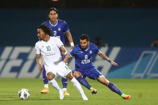 کارشکنی AFC در پخش بازی استقلال - الشرطه
