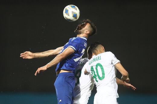 ایرانی ها بهترین تیم های هفته اول لیگ قهرمانان آسیا 2021