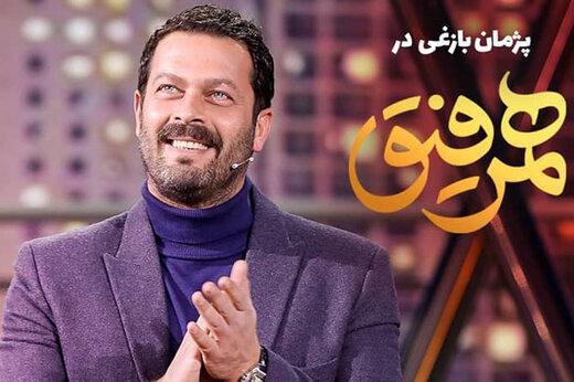 ببینید   ماجرای جالب رفاقت شهاب حسینی و پژمان بازغی