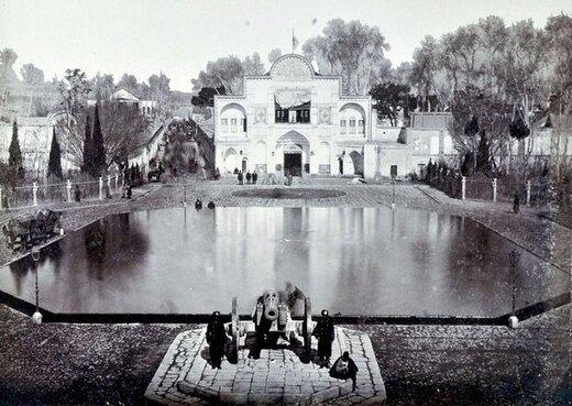 پس از ۴۰ سال؛ تنها درِ تاریخی کاخ گلستان روی مردم باز می شود