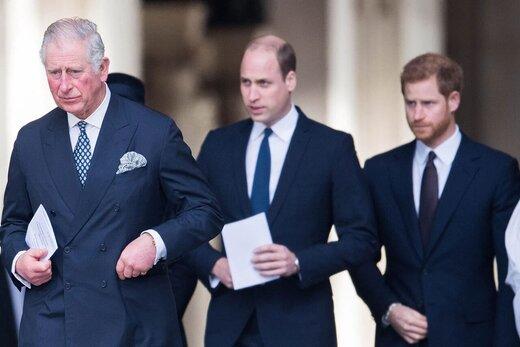 حاشیههای پر سروصدای خاکسپاری همسر ملکه انگلیس
