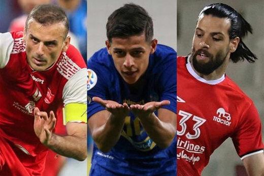 ببینید   قائدی، سیدجلال و عباسزاده؛ نامزدهای بهترین گل هفته اول لیگ قهرمان آسیا